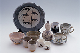 Karatsu Pottery (Karatsu City)