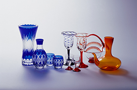 Hizen Vidro Glass (Saga City)