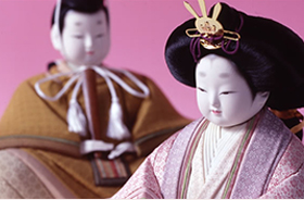 Hina Doll Festival (Various spots around the prefecture)