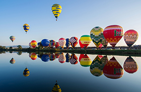 Saga International Balloon Fiesta (Saga City)